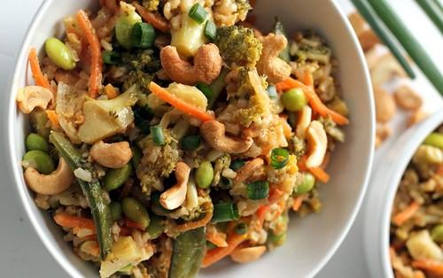 Recipe: Easy Vegetable Stir-Fry