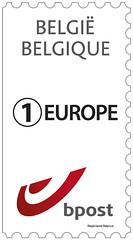 Timbre P EUROPE essais
