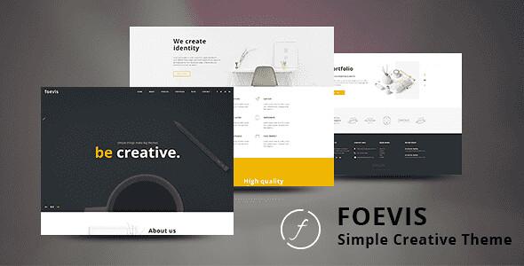 Foevis WordPress Theme free download