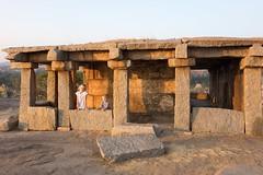 Hemakuta Jain Temples,Hampi