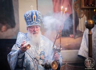 Праздничное богослужение 420