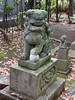Photo:#1940 shrine guardian (阿形) By Nemo's great uncle