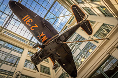 The Stinson Reliant Airplane