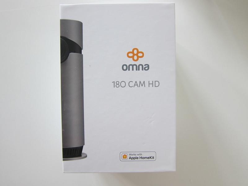 D-Link Omna 180 Cam HD - Box Front
