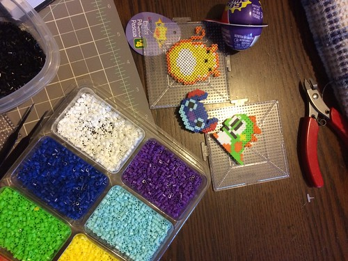 Mini melty beads