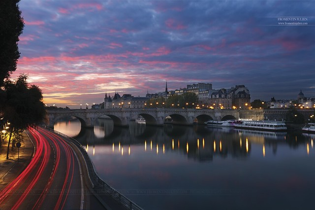 Pont Neuf & Ile de la Cité, Paris