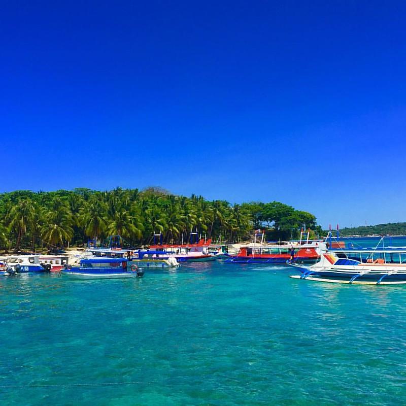 Buenos días Boracay! Creo que nos vamos a llevar muy bien tú y yo! #Boracay #paradise