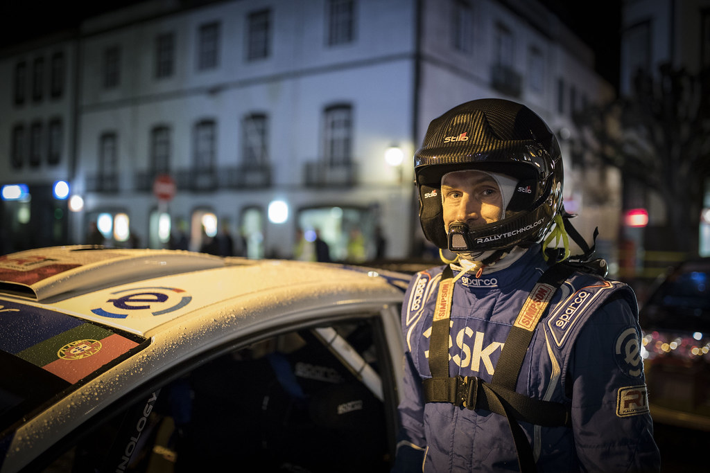 17 during the 2017 European Rally Championship ERC Azores rally,  from March 30  to April 1, at Ponta Delgada Portugal - Photo Gregory Lenormand / DPPI