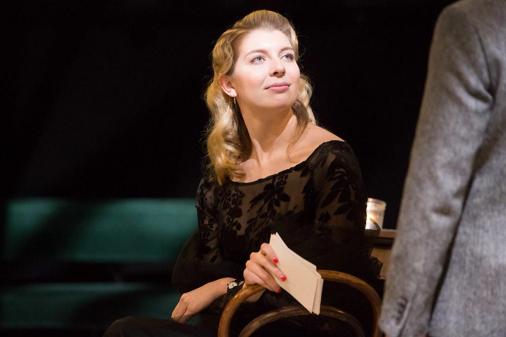 RET Twelfth Night - Kate Kennedy (Olivia) image Jonathan Keenan