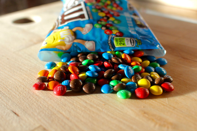 Caramel Candy Popcorn Balls - 1