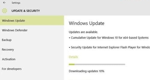 Hướng dẫn sửa lỗi Some Update Were Cancelled khi cập nhật Windows 10 - Lỗi Some Update Were Cancelle