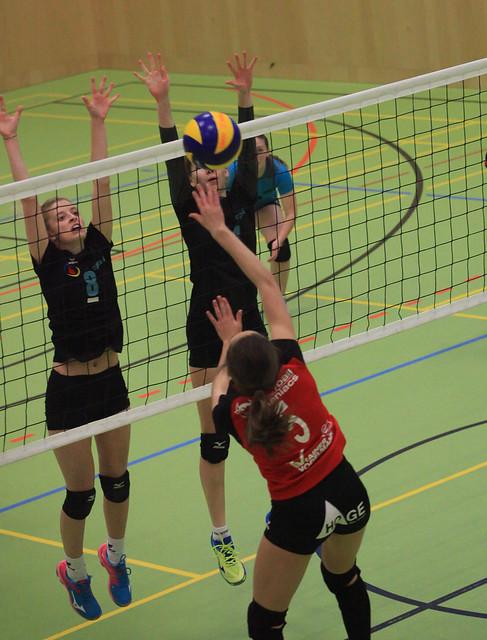 Damen CUP Halbfinale vs. Pöchlarn