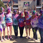 Holi Color Festival - WISE