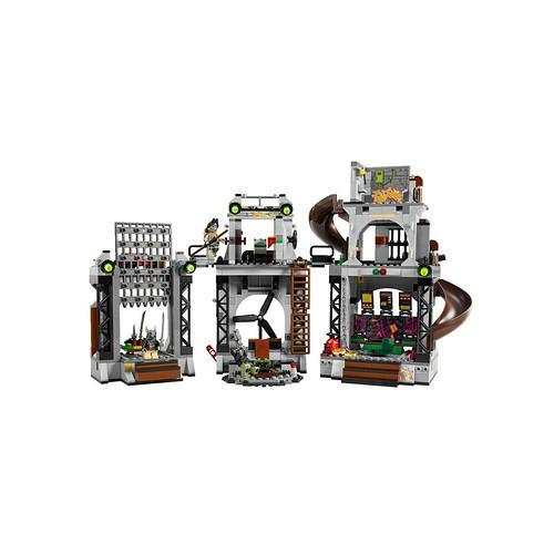 LEGO Ninja Turtles 79117