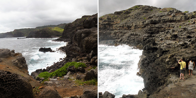 Nakalele Blowhole Coast