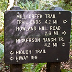 Mill Creek Trailhead