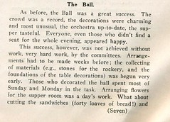 Gawler High School Year book 1938 P8 Institute Ball (1)
