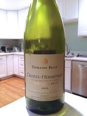2005 Domaine Belle,