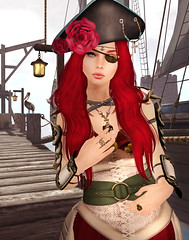 Elven Pirate