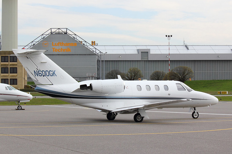 Airspace Trust Management - C525 - N600GK (1)