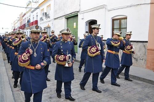 AionSur 13925965896_ab7e4c4fb4_d Corta Madrugá, intensa estación de penitencia Cultura Semana Santa