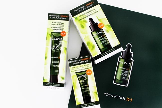 Review Caudalie Polyphenol C15 Anti-Ox
