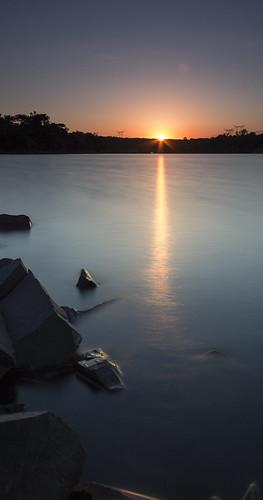 longexposure paraná brasil sunrise amanhecer itaipu longaexposição 2013
