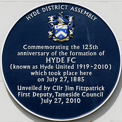 Photo of Blue plaque № 30741
