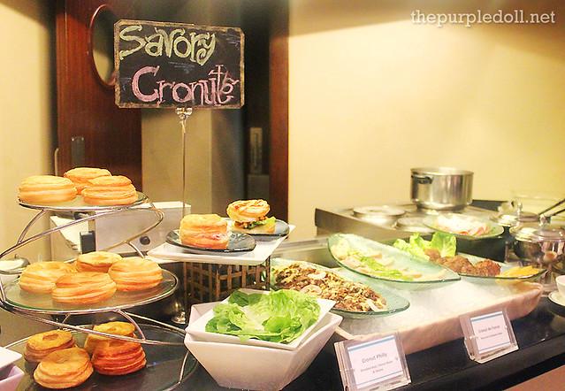 Savory Cronuts