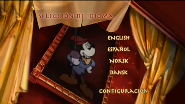 14009656242 947fb98bf9 o - Fabulas Disney Volumen 1 [DVD5][Castellano,  Inglés, Noruego,][Animacion][1990][1Fichier - Uploaded]