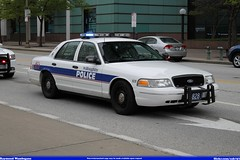 Willoughby Ohio Police Ford Crown Victoria
