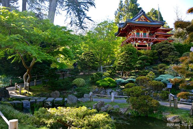 jardin japonais de san francisco