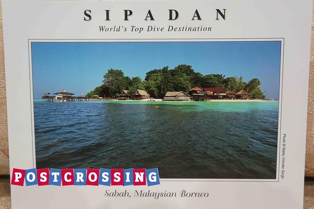 Sabah - Sipadan V2