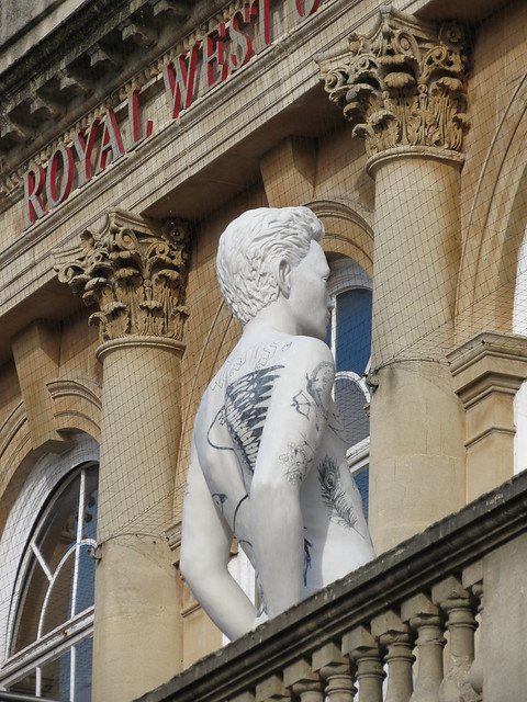 Statue, The Royal West of England Academy