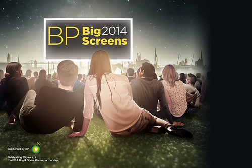 Royal Opera House Guide to BP Big Screens 2014