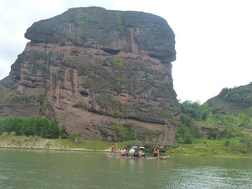 Jiangxi-Longhu Shan-3 Radeau (45)
