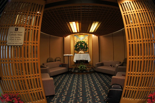Orlando International Airport Chapel