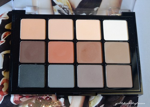 Viseart Neutral Matte Palette2