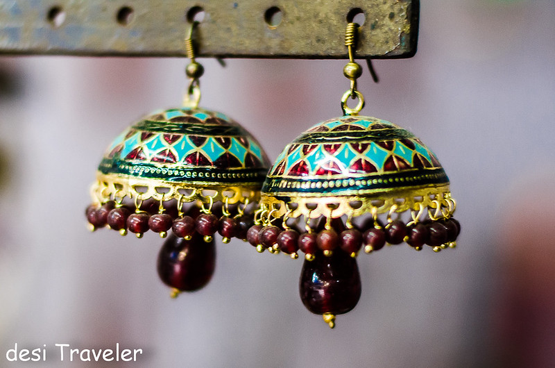 Jhumka jewelry kerala shopping