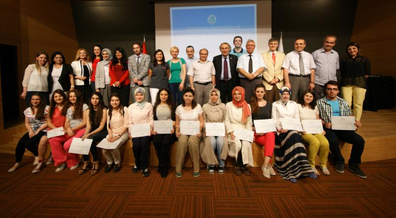 Başarılı öğrenciler için yüksek onur ve onur belgesi töreni düzenlendi 2