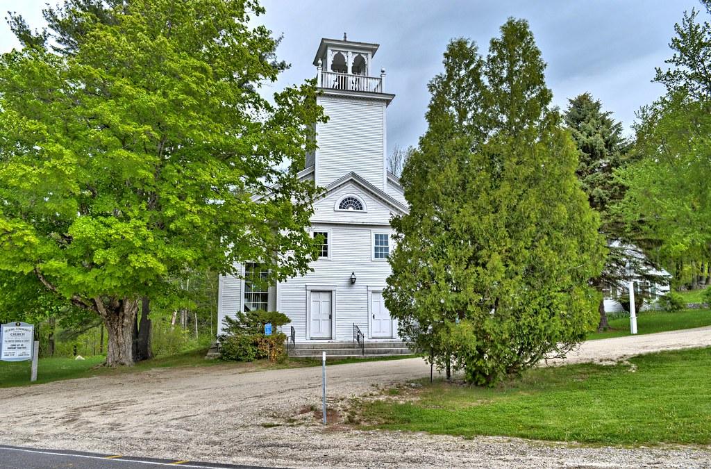 Deering Community Church - Deering NH