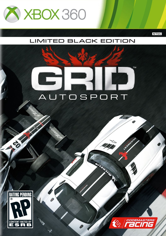 GRID Autosport Black Edition pre-order