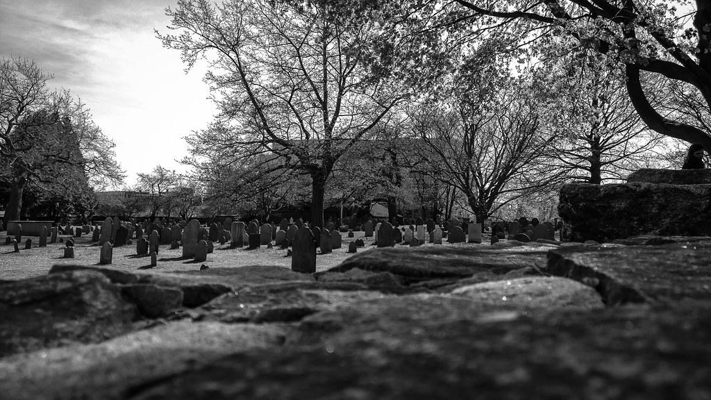 Salem Graveyard