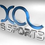 3d XcL E sports logo by REDFLOOD