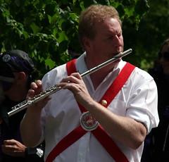 flute, musician, music, wind instrument,