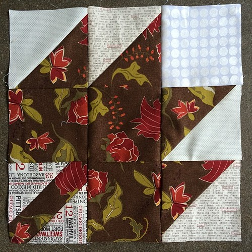 Harmony May 2014 #dogoodstitches block 2 complete!