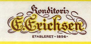 Konditori E. Erichsen (1960)