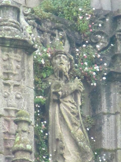 Iglesia florecida