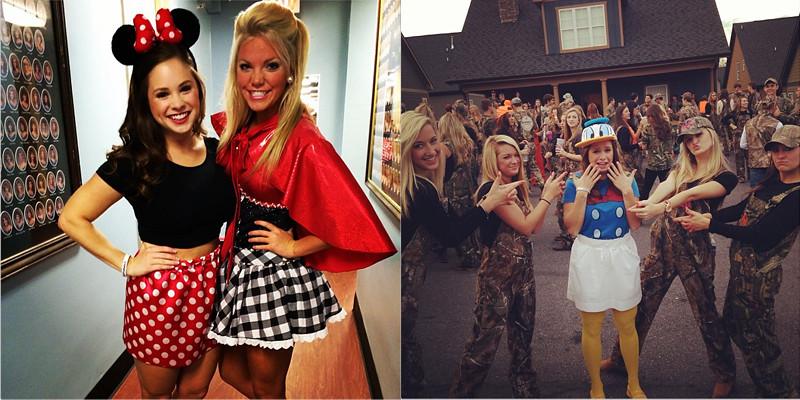 Rachel Costumes