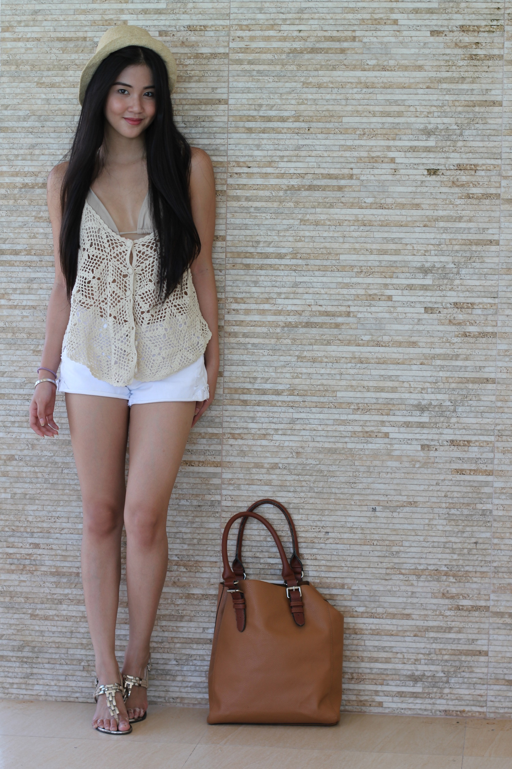 Boracay 2nd Outfit ~ A Walking Dream